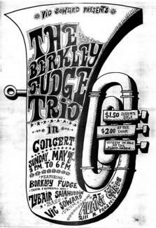 Berkeley Fudge Trio at the Avant Guard