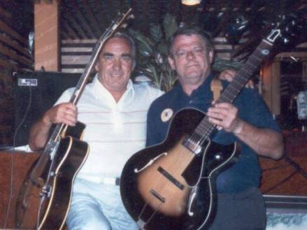 Don Momblow, George Pritchett Guitar Duo