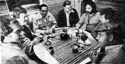 Ron Cuzner w Hattush Alexander