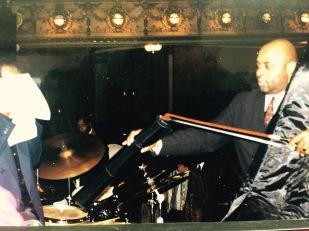 bassist Gerald Cannon