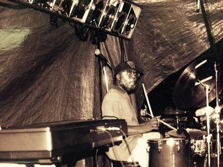 drummer Victor Soward