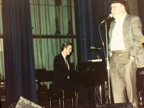 David Hazeltine, Ron Cuzner