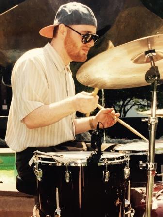 drummer Brian Ritter