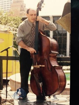 bassist Bob Siegel