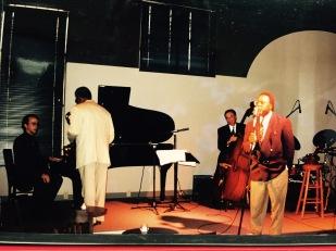 Rick Germanson, Berkeley Fudge, Jim Paolo, Victor Soward